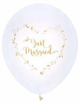 Ballon just married...