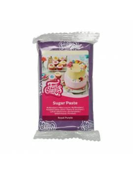 Pâte à Sucre Violette...