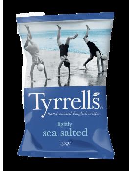 Chips Tyrrells sel de mer - 150g