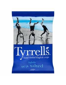 Chips Tyrrells sel de mer - 40g