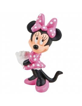 Figurine plastique Minnie...