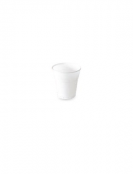 Gobelet blanc - 100 pièces