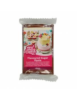 Pâte à Sucre Goût Chocolat 250 gr - FunCakes