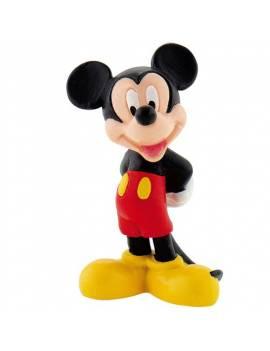 Figurine plastique mickey -...