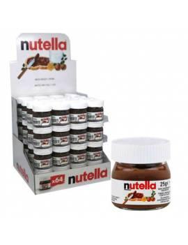 Barquettes Nutella...