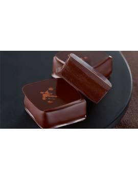 Chocolat de couverture au lait -  Alunga 41% Cacao Barry