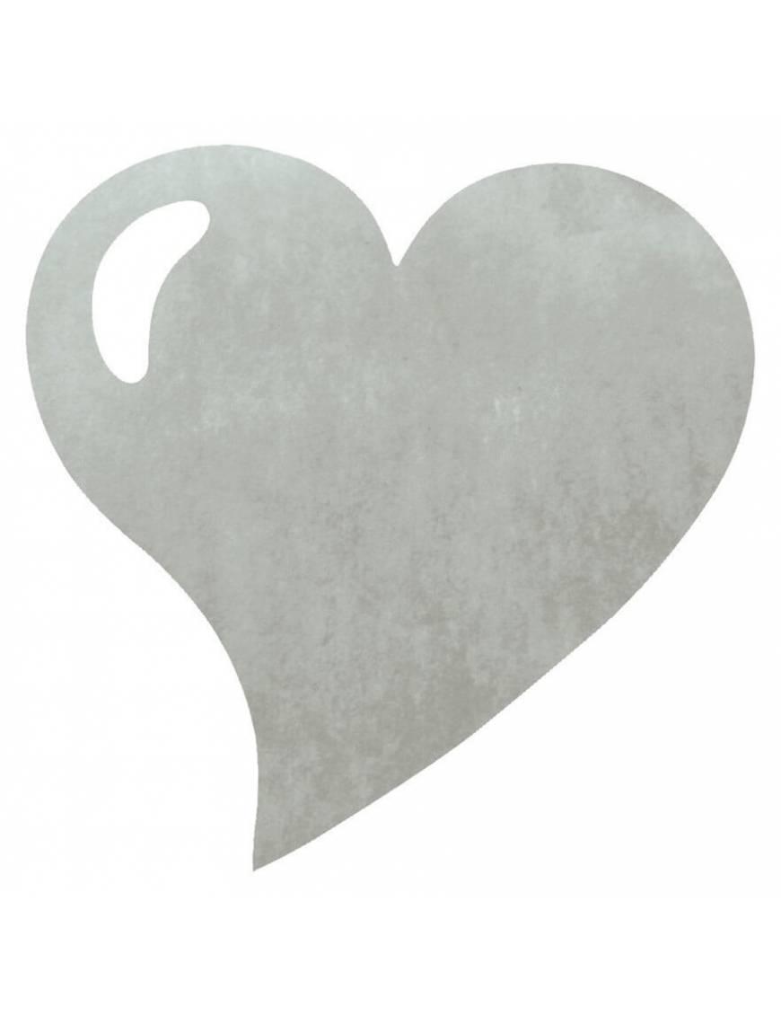 Set de table coeur