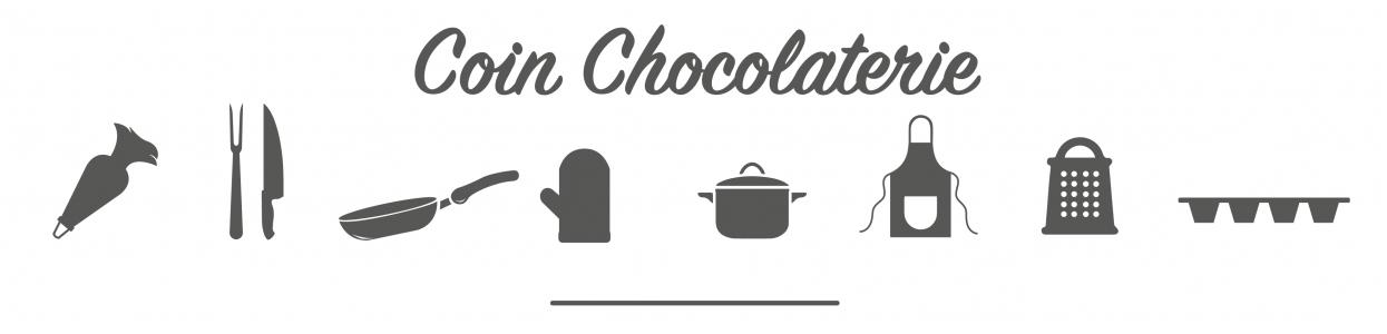 Coin chocolats, des équipements spécialement fait pour travailler le chocolat de qualité professionnel