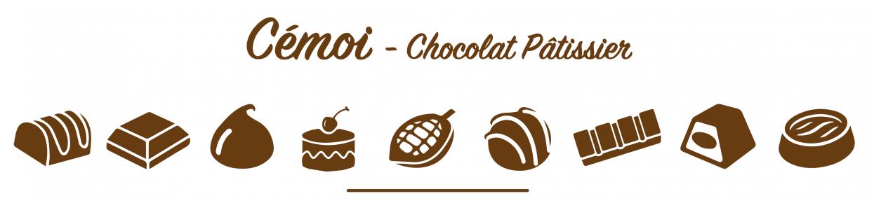 Chocolat pâtissier CÉMOI chez Poubeau
