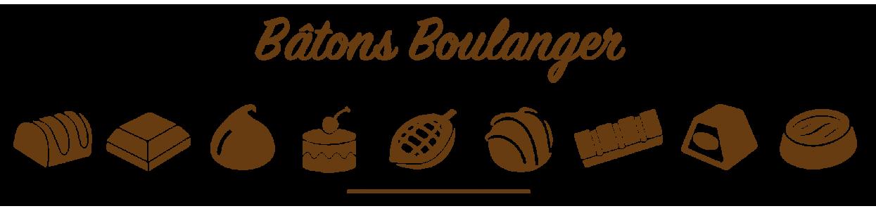 Bâtons boulangers - Chez Poubeau
