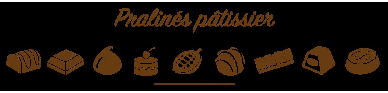 Praliné pâtissier