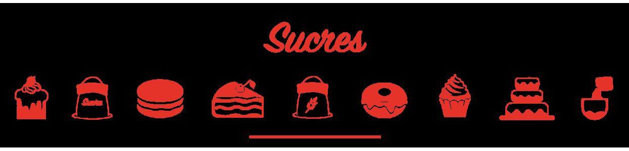 Sucres originaux chez Poubeau