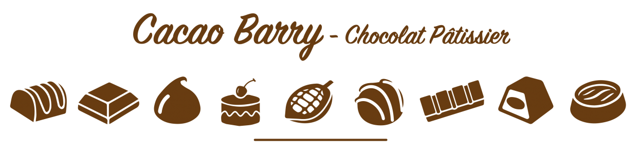 Chocolat en pistoles Cacao Barry