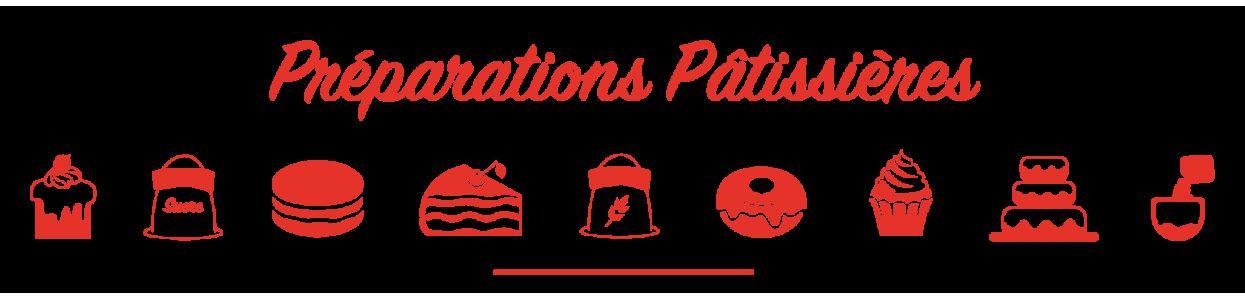Préparations pâtissières chez Poubeau